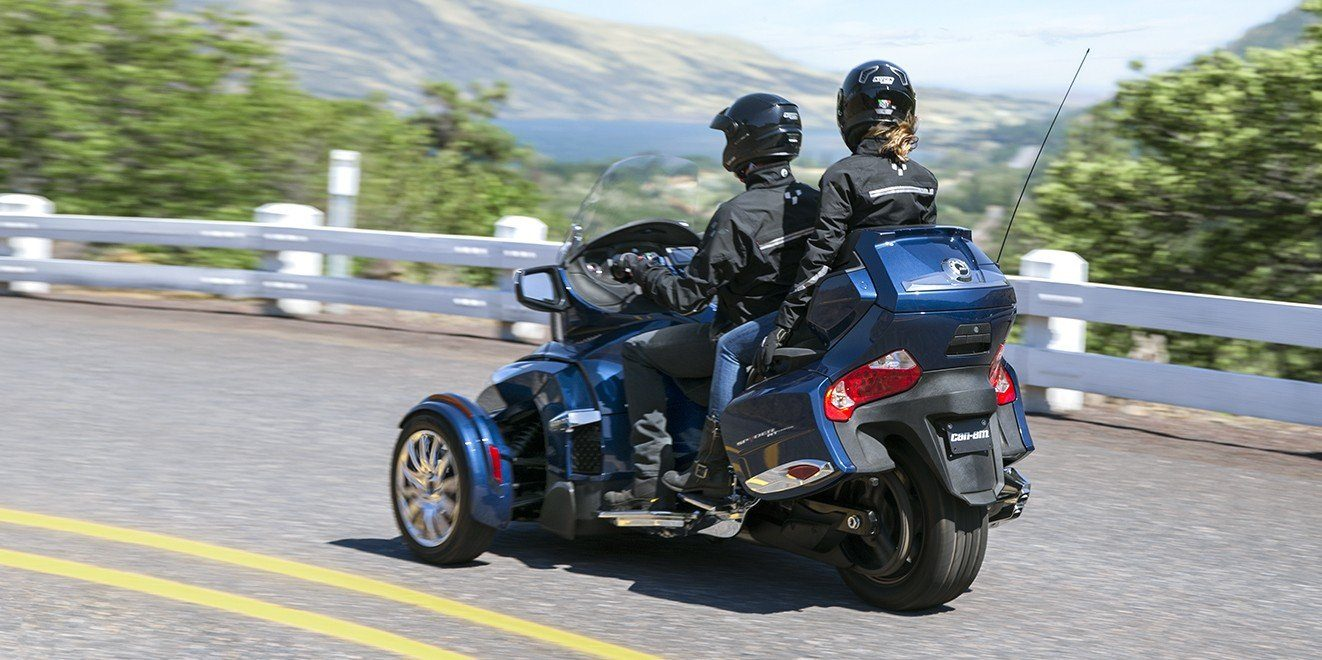 2016 Can-Am Spyder RT Limited in Cedar Falls, Iowa - Photo 5