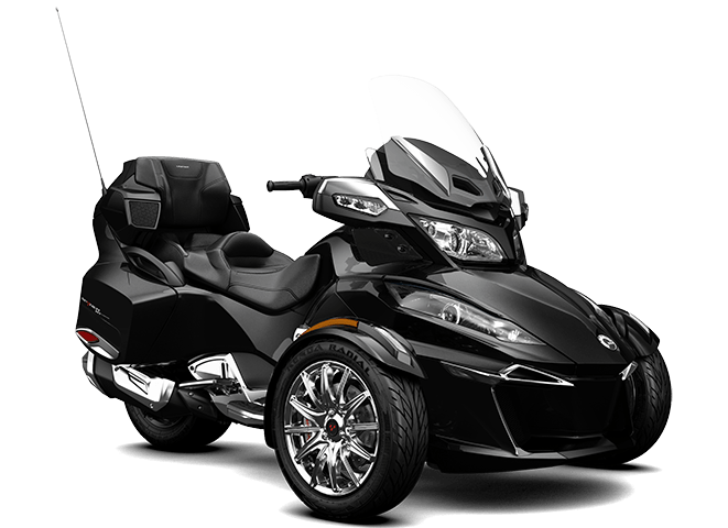 2016 Can-Am Spyder RT Limited in Sierra Vista, Arizona
