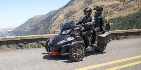 2016 Can-Am Spyder RT Limited in Bakersfield, California