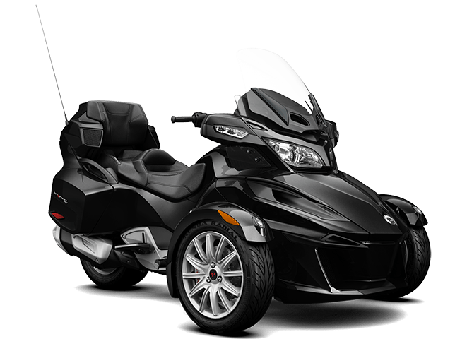 2016 Can-Am Spyder RT SE6 in Roscoe, Illinois