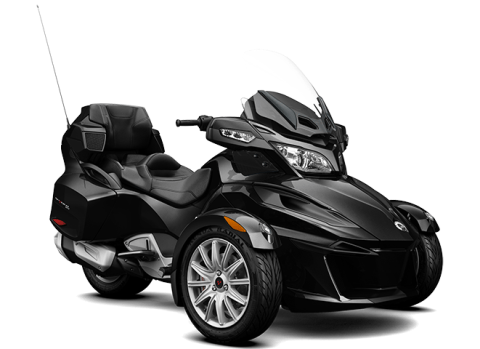 2016 Can-Am Spyder RT SM6 in Roscoe, Illinois