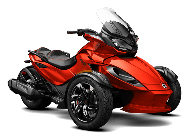 2016 Can-Am Spyder ST-S in Kittanning, Pennsylvania