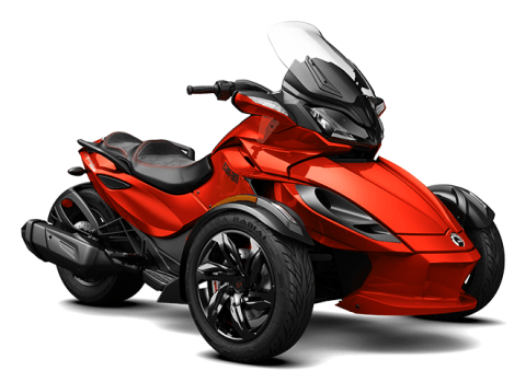 2016 Can-Am Spyder ST-S in Cedar Falls, Iowa