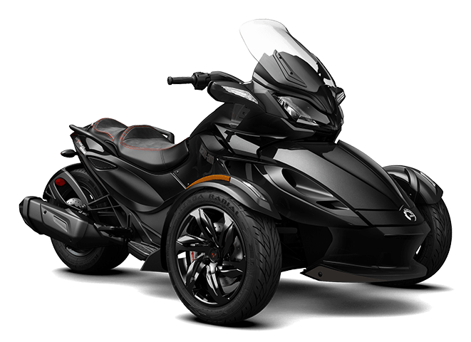 2016 Can-Am Spyder ST-S in Roscoe, Illinois