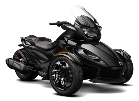 2016 Can-Am Spyder ST-S in Barre, Massachusetts