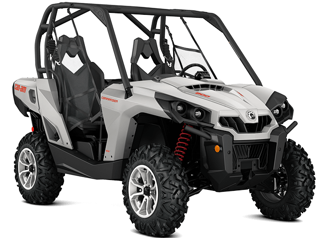 2016 Can-Am Commander DPS 1000 in Seiling, Oklahoma