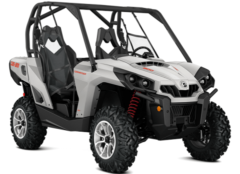 2016 Can-Am Commander DPS 1000 in Elizabethton, Tennessee