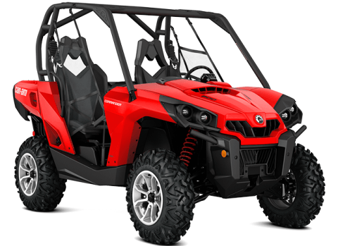 2016 Can-Am Commander DPS 800R in Waco, Texas