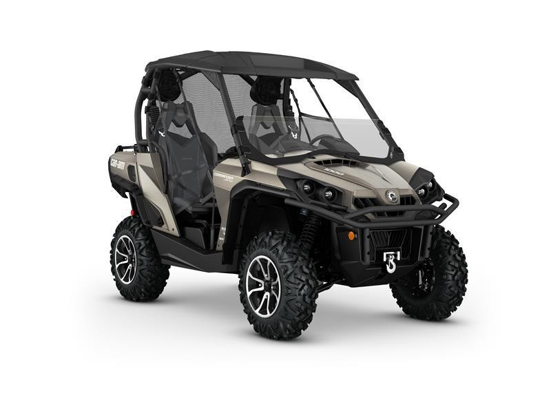 2016 Can-Am Commander Limited 1000 in Cedar Falls, Iowa