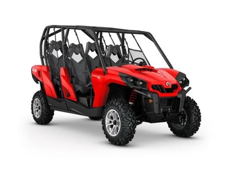 2016 Can-Am Commander MAX DPS 800R in Roscoe, Illinois