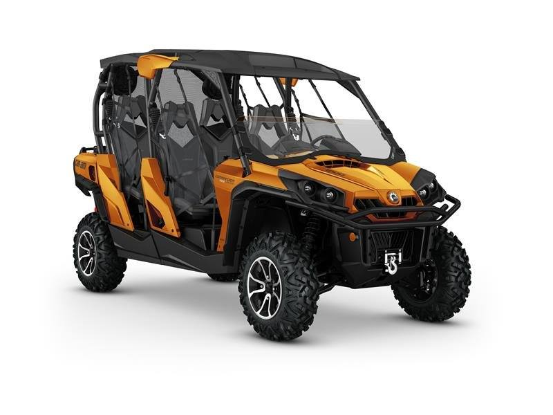 2016 Can-Am Commander MAX Limited 1000 in Grantville, Pennsylvania