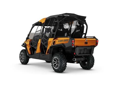 2016 Can-Am Commander MAX Limited 1000 in Enfield, Connecticut