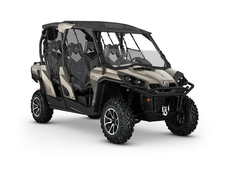 2016 Can-Am Commander MAX Limited 1000 in Kittanning, Pennsylvania