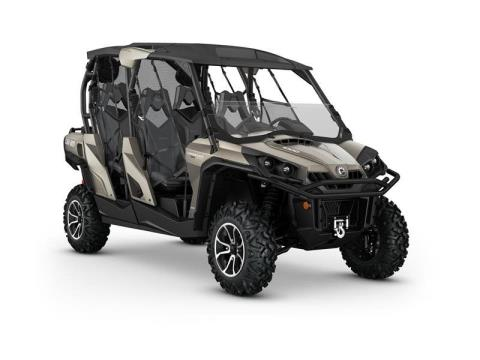 2016 Can-Am Commander MAX Limited 1000 in Roscoe, Illinois