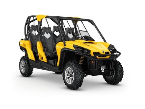 2016 Can-Am Commander MAX XT 1000 in Roscoe, Illinois