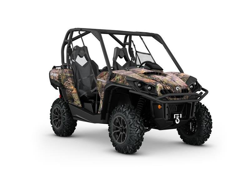 2016 Can-Am Commander XT 1000 in Seiling, Oklahoma