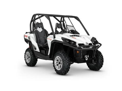 2016 Can-Am Commander XT 1000 in Roscoe, Illinois
