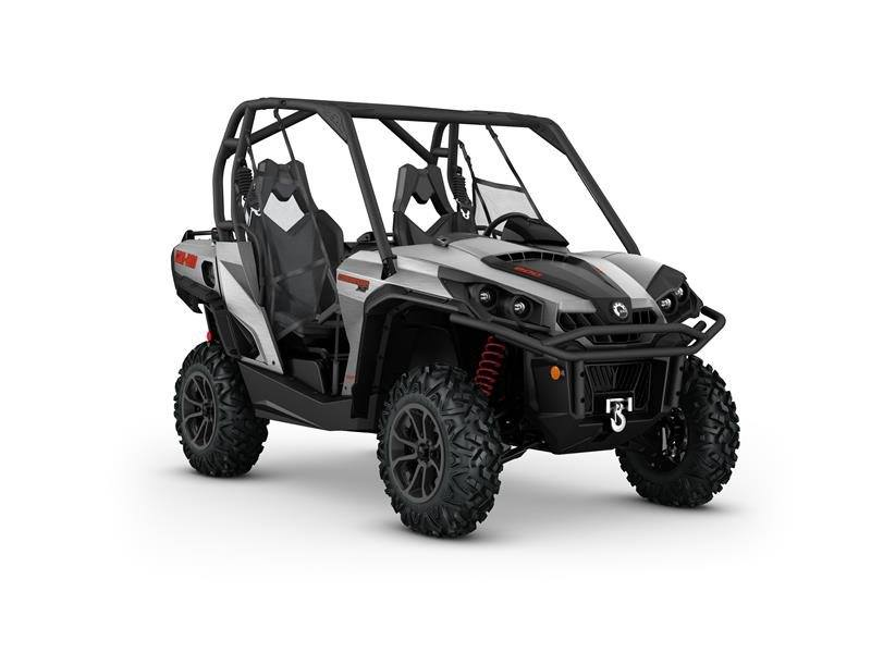 2016 Can-Am Commander XT 800R in Seiling, Oklahoma