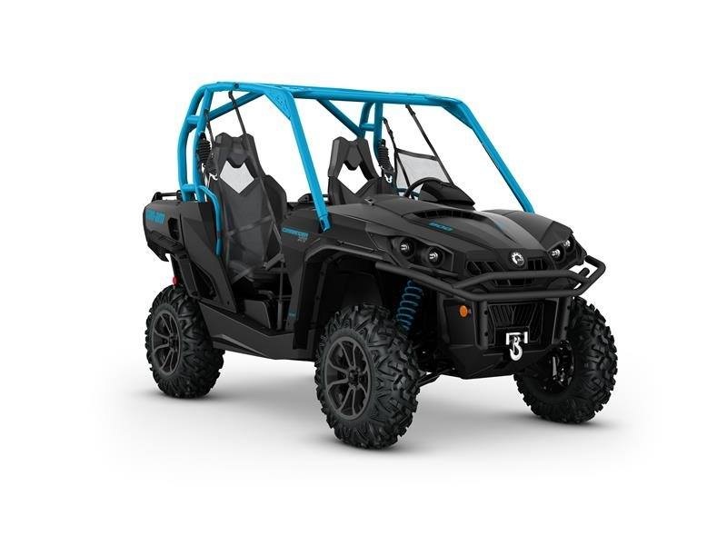 2016 Can-Am Commander XT 800R in Kittanning, Pennsylvania