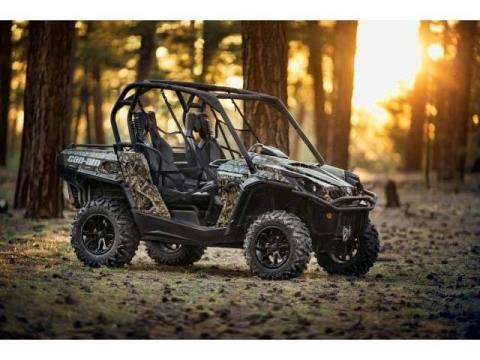 2016 Can-Am Commander XT 800R in Bozeman, Montana