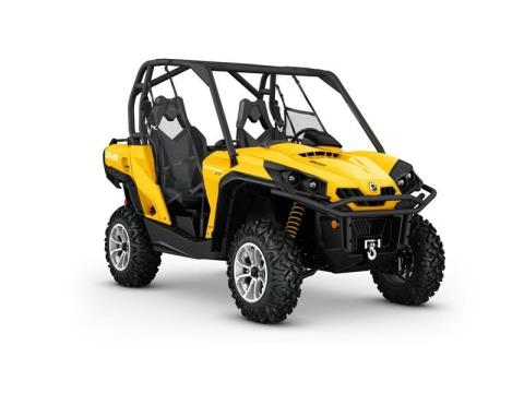 2016 Can-Am Commander XT 800R in Jesup, Georgia