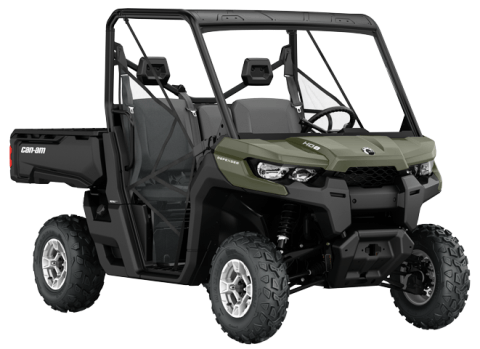 2016 Can-Am Defender DPS HD10 in Seiling, Oklahoma