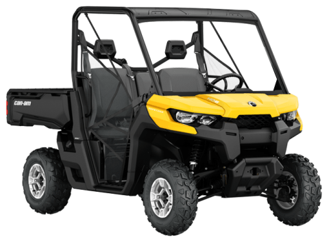 2016 Can-Am Defender DPS HD10 in Roscoe, Illinois