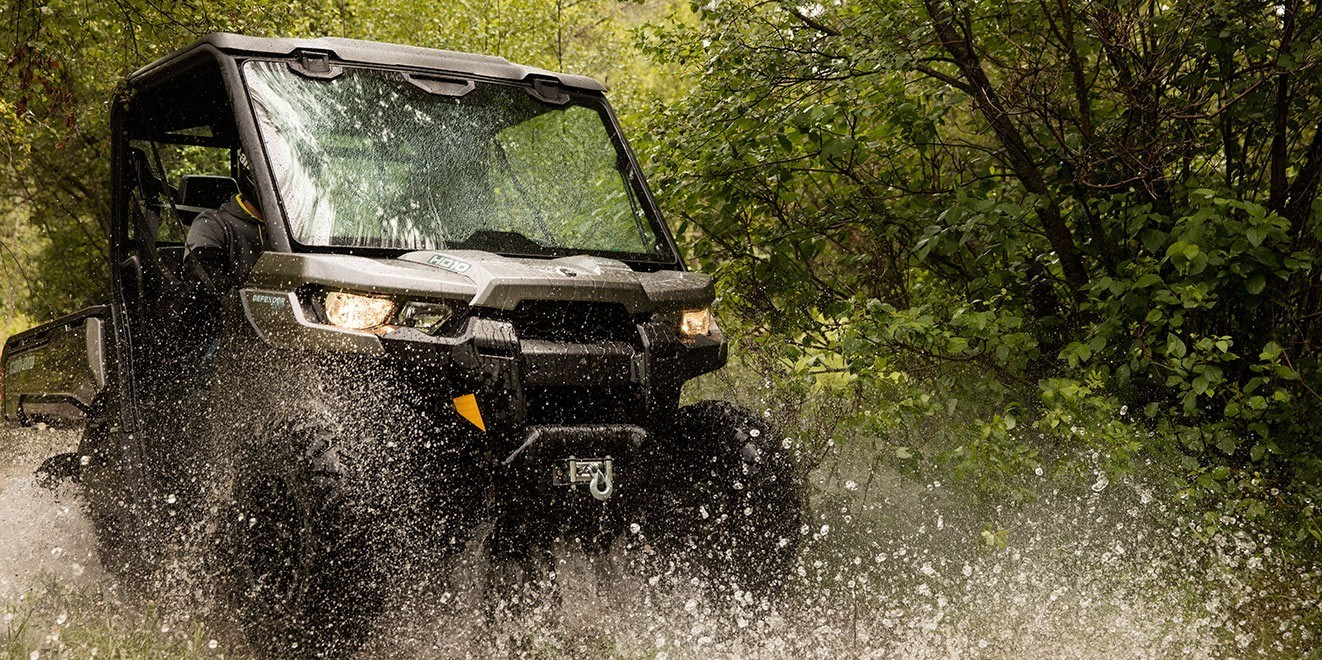 2016 Can-Am™ Defender DPS HD8 2