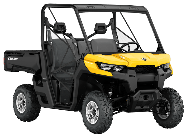 2016 Can-Am� Defender DPS HD8 4
