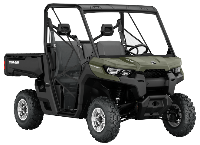 2016 Can-Am Defender DPS HD8 in Enfield, Connecticut