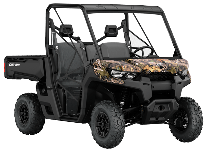 2016 Can-Am Defender DPS HD8 in Dearborn Heights, Michigan