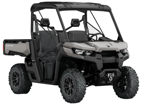 2016 Can-Am Defender XT HD10 in Jesup, Georgia