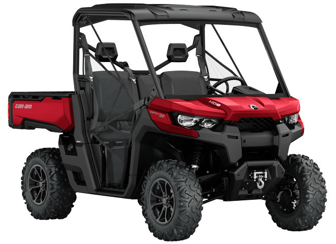 2016 Can-Am Defender XT HD8 in Boonville, New York