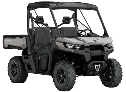 2016 Can-Am Defender XT HD8 in Roscoe, Illinois