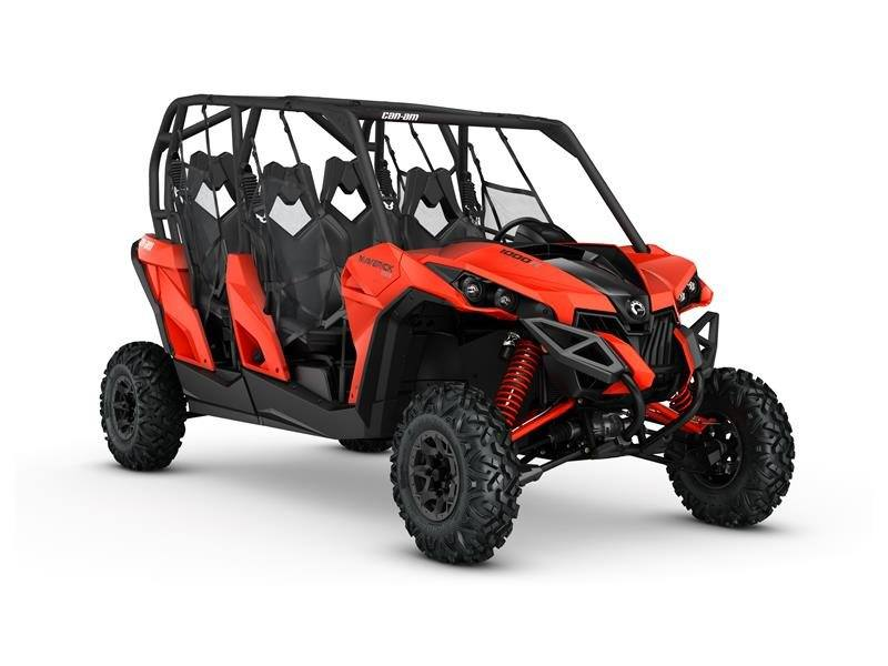 2016 Can-Am Maverick MAX DPS in Cedar Falls, Iowa