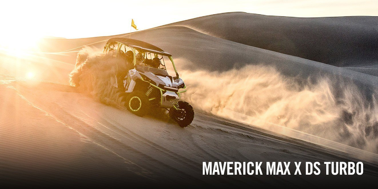 2016 Can-Am Maverick MAX DPS in Cedar Falls, Iowa - Photo 3