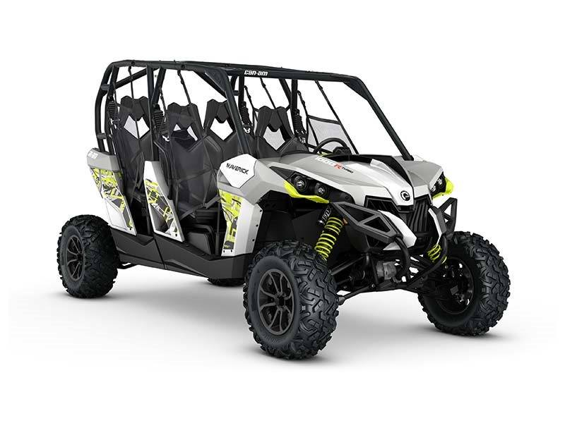 2016 Can-Am Maverick MAX Turbo 1000R in Tyrone, Pennsylvania