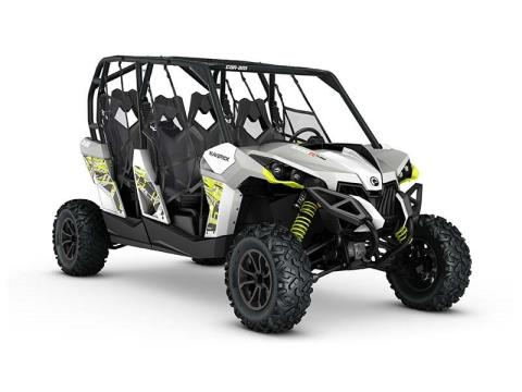 2016 Can-Am Maverick MAX Turbo 1000R in Jesup, Georgia