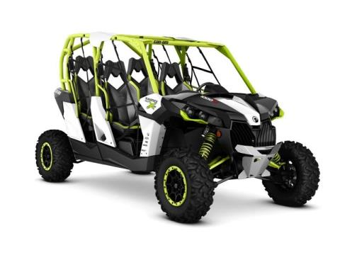 2016 Can-Am Maverick MAX X ds in Seiling, Oklahoma