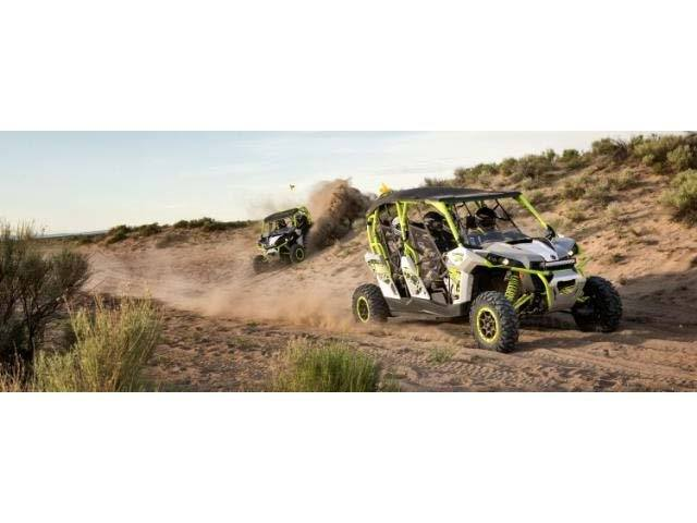 2016 Can-Am Maverick MAX X ds Turbo in Dickinson, North Dakota