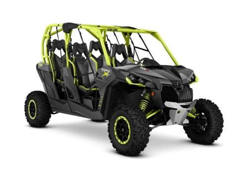 2016 Can-Am Maverick MAX X ds Turbo in Elizabethton, Tennessee