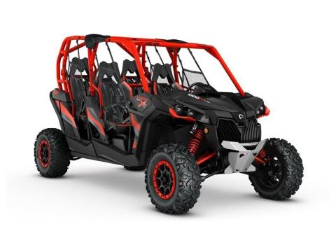 2016 Can-Am Maverick MAX X rs Turbo in Dickinson, North Dakota