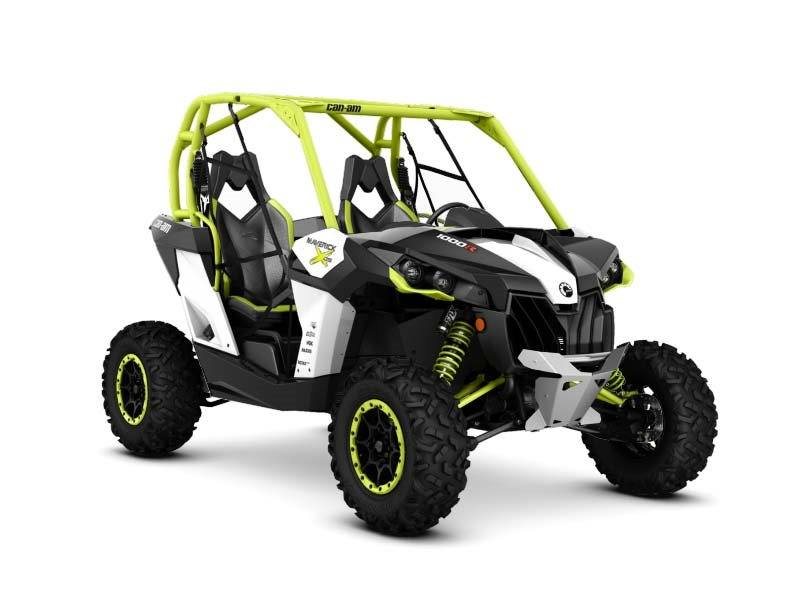 2016 Can-Am Maverick X ds in Elizabethton, Tennessee