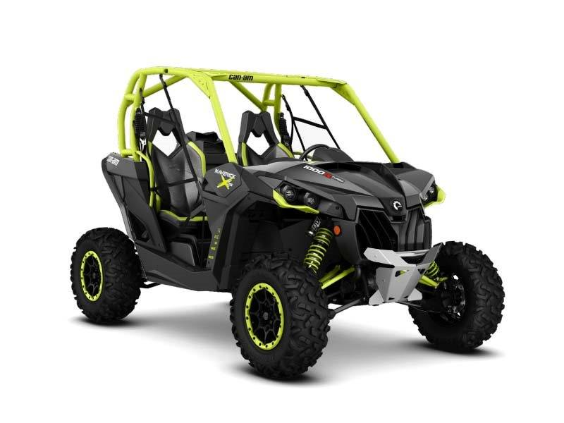 2016 Can-Am Maverick X ds Turbo in Cedar Falls, Iowa - Photo 1