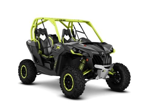 2016 Can-Am Maverick X ds Turbo in Woodinville, Washington