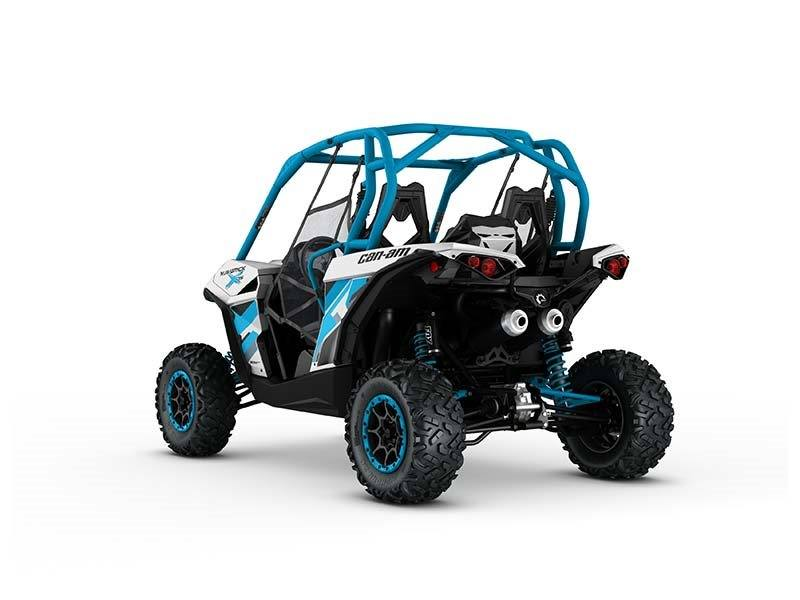 2016 Can-Am Maverick X ds Turbo in Elizabethton, Tennessee - Photo 2