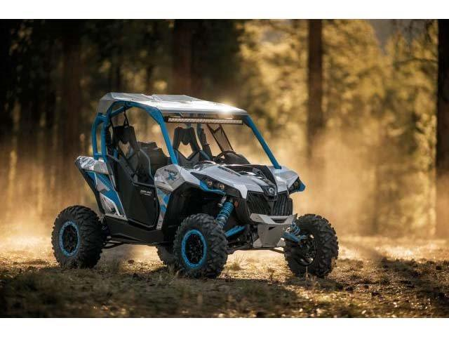 2016 Can-Am Maverick X ds Turbo in Elizabethton, Tennessee - Photo 4