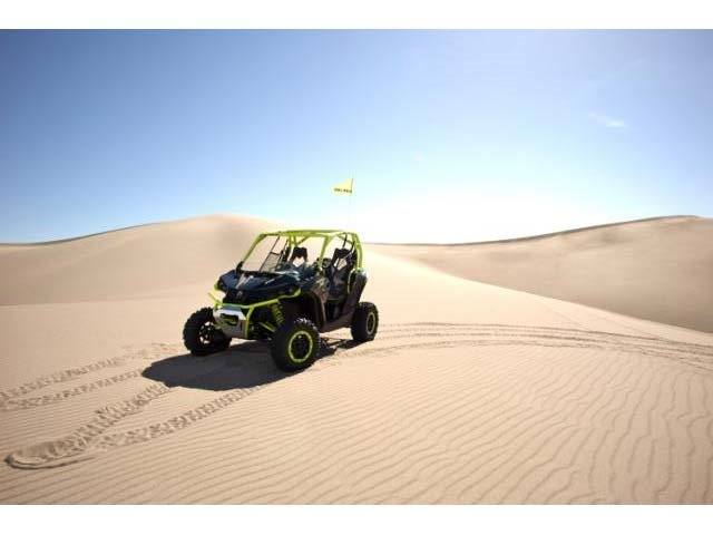 2016 Can-Am Maverick X ds Turbo in Elizabethton, Tennessee - Photo 9