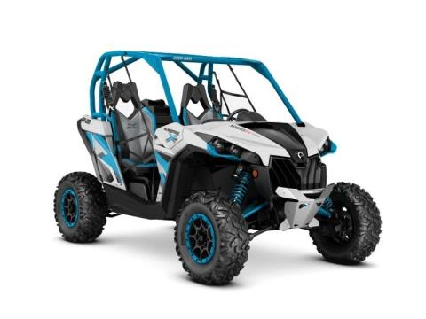 2016 Can-Am Maverick X ds Turbo in Jesup, Georgia
