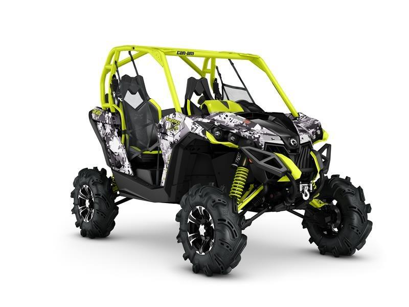 2016 Can-Am™ Maverick X mr 1